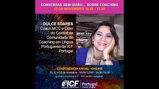 ICF Portugal - Conferência 2020 - Dulce Soares convida