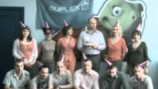 Коллеги из Украины поздравляют RUFLEX с Днем Рождения!(Поздравление с Днем Рождения бренда RUFLEX., 2011-05-23T05:53:54.000Z)