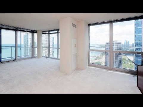 Tour a corner 1-bedroom at The Tides at Lakeshore East
