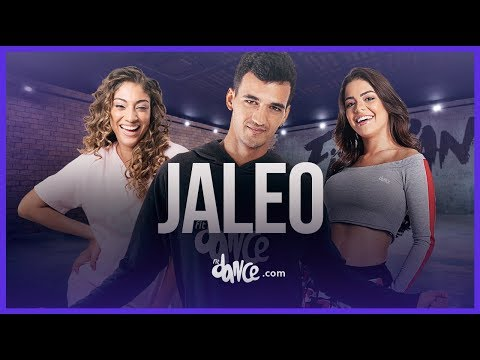 Jaleo - Nicky Jam Ft. Steve Aoki | FitDance Life (Coreografía) Dance Video