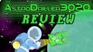 LGR - AstroDriller 3020 - PC Game Review (Video Game Video Review)