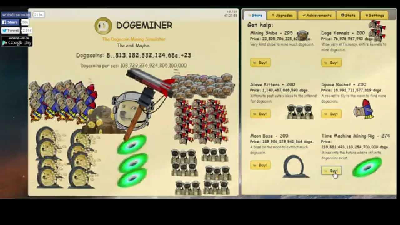 Doge Miner 2