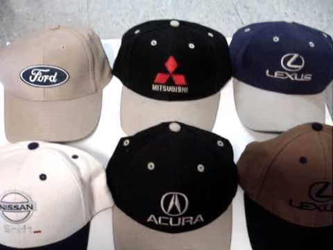SALE NEW HAT LEXUS MITSUBISHI NISSAN ACURA LOGO HAT SIZE - Acura hat