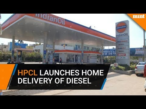 HPCL launches home-delivery of diesel in Mumbai, plans to expand to other cities