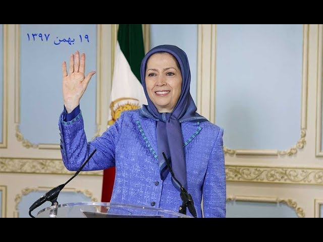 Maryam Rajavi's message to the demonstration of Iranians in Paris