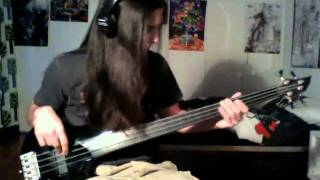 Death - Trapped in a Corner (Fretless Bass Cover)