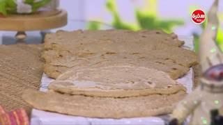 خبز الشوفان المشبع| غادة التلي