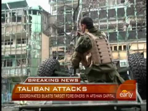 Taliban Blasts Target Foreigners