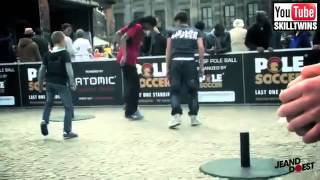 Виртуозы мяча.Трюки и финты с мячом