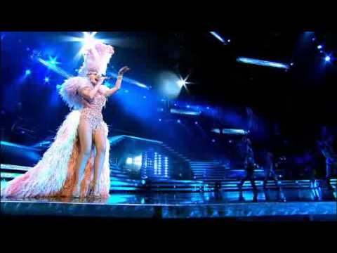 Kylie Minogue In Your Eyes Show Homecoming Tour