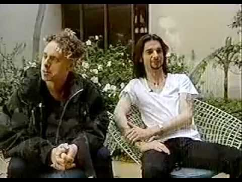 Depeche mode interview 1993 FOX News