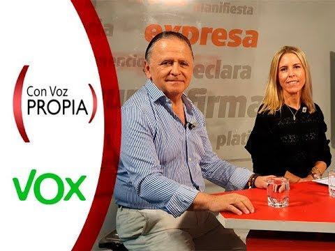 Con Voz Propia - Fatima Hamed y Álvaro Guzmán, candidatos a Congreso y Senado de MDYC