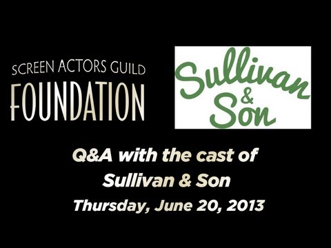 Conversations with Cast of SULLIVAN & SON