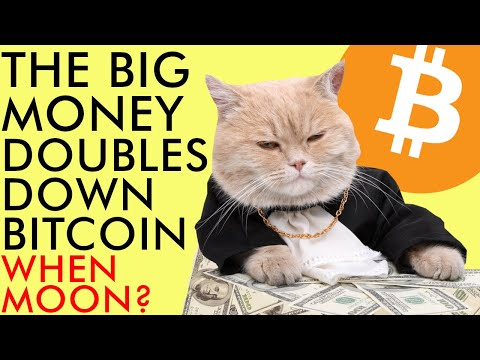 BITCOIN BIG MONEY DOUBLES DOWN! ETHEREUM EXPLODING! WHEN WILL THE PRICE MOVE? Crypto News 2020