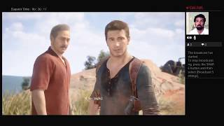 Uncharted 4 Gameplay-Drake,Sam & Sully Treasure Hunting in Madagascar