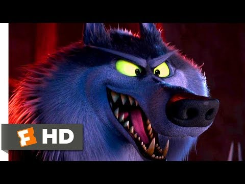 Storks (2016) - Running From Wolves Scene (4/10) | Movieclips Mp3