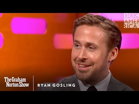 Ryan Gosling Cringes Watching His Old Dance Moves  The Graham Norton