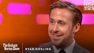 Ryan Gosling Cringes Watching His Old Dance Moves - The Graham Norton Show
