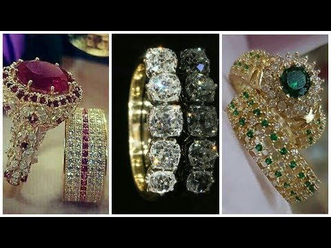 45+ Stunning/ Elegant Rings Designs/Stones Rings Designs By Fashion Beauty - Видео онлайн