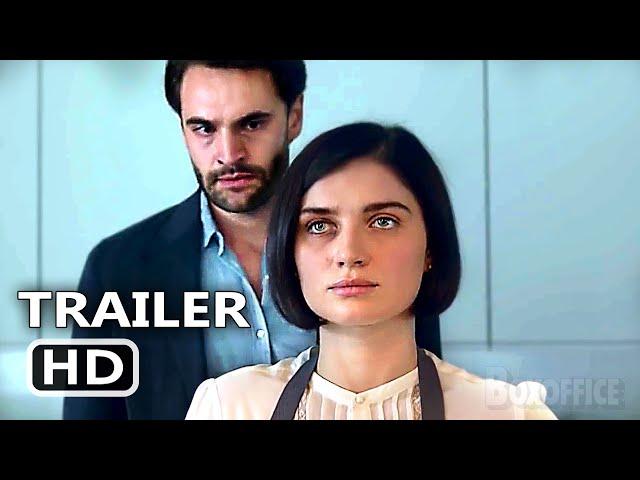 BEHIND HER EYES Trailer (2021) New Netflix Thriller Series