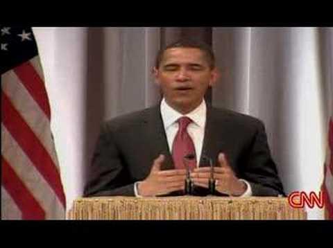 Obama on the American dream