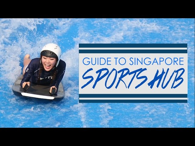 Things To Do At The Singapore Sports Hub - Guide To Singapore