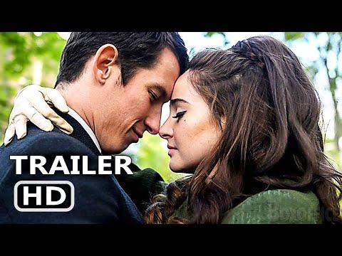 THE LAST LETTER FROM YOUR LOVER Trailer (2021) Shailene Woodley, Felicity Jones Movie