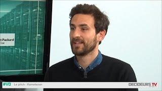 Le pitch : Grégoire Thomas nous présente Kameleoon