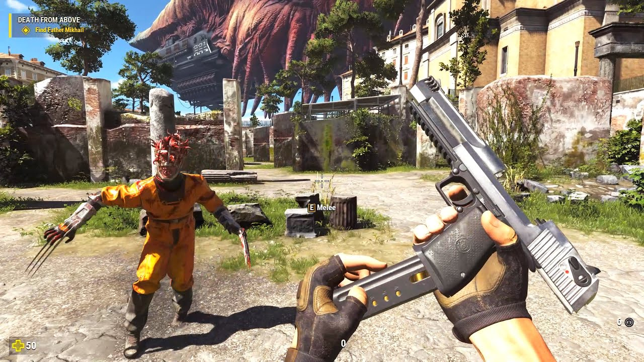 Serious Sam 4 - Brutal Dumb & Fun - PC Gameplay Showcase