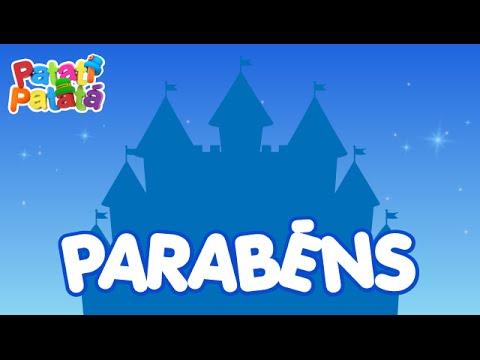 Patati Patatá - Parabéns (DVD No Castelo da fantasia)