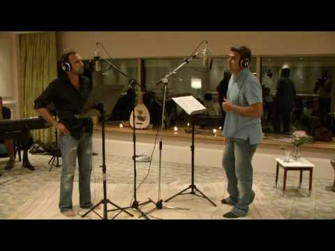 Nikos Aliagas & Antonis Remos - Opos Sinithos / My Way (Ad. Of Comme D' Habitute)