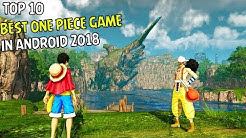 10 Games one piece Terbaik di Android I Best One Piece Games In Android 2018