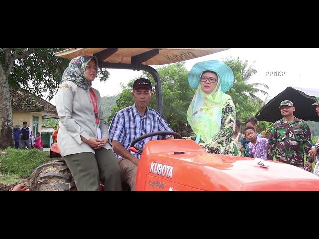 Optimalisasi dan Demonstrasi Alsintan di Sukabumi