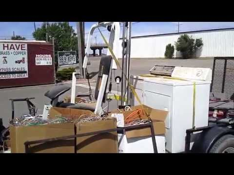 Examples of Metal Products You Can Recycle in Wesern Colorado