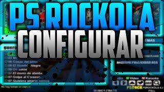 PS ROCKOLA CONFIGURAR Y METER MUSICA 2018 | ROCKOLA