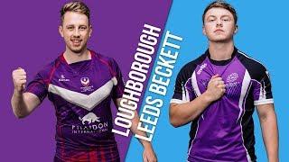 LIVE BUCS SUPER RUGBY 18/19: Loughborough vs Leeds Beckett