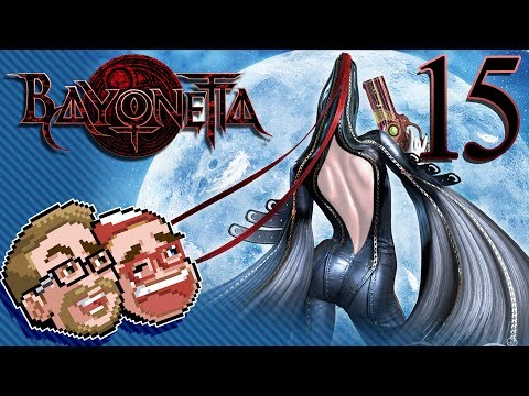Bayonetta | Part 15: Jormungandr's Staff | Press On