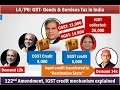 L4/P8: GST: Goods and services tax- Features,Benefits, Challanges