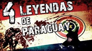 4 Terroríficas Leyendas de Paraguay │ MundoCreepy │ MaskedMan