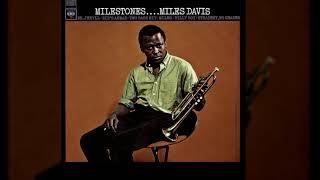 Miles Davis - Milestones [Alternate Take]
