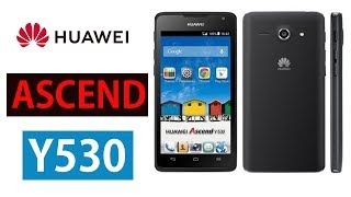 Huawei Ascend Y530 Review! Lang Bengali