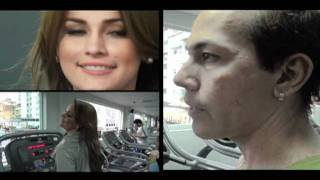 En forma con Miss Venezuela Irene Esser.mov