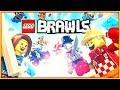 LEGO Brawls! New LEGO Brawling Game!