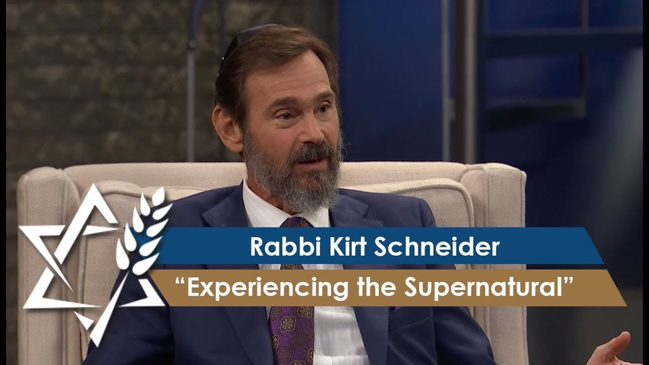 Messianic rabbi kirt schneider