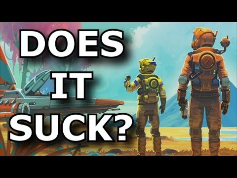 Does No Man's Sky STILL SUCK?! - Next Update Review (Ps4/Xbox One)