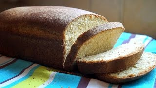Whole Wheat Bread Few Easy Steps to Delicious Homemade Loaf (Jenny can cook recipe)