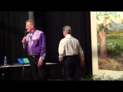 Hallelujah - Mike Davey & Mike Seastrom