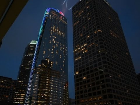 Thumbnail: Raw: Tallest Building in Western US Opens in LA