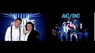 Жоро и Светльо като AC/DC - Като две капки вода (16.05.2016)