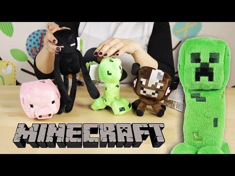 Minecraft Pluszaki, TM Toys